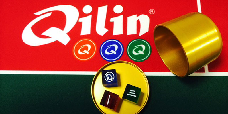 qilin casino game hire cornwall